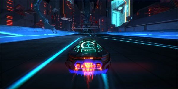 Distance Tron Esque Racing Game Could Come To PS4 Xbox