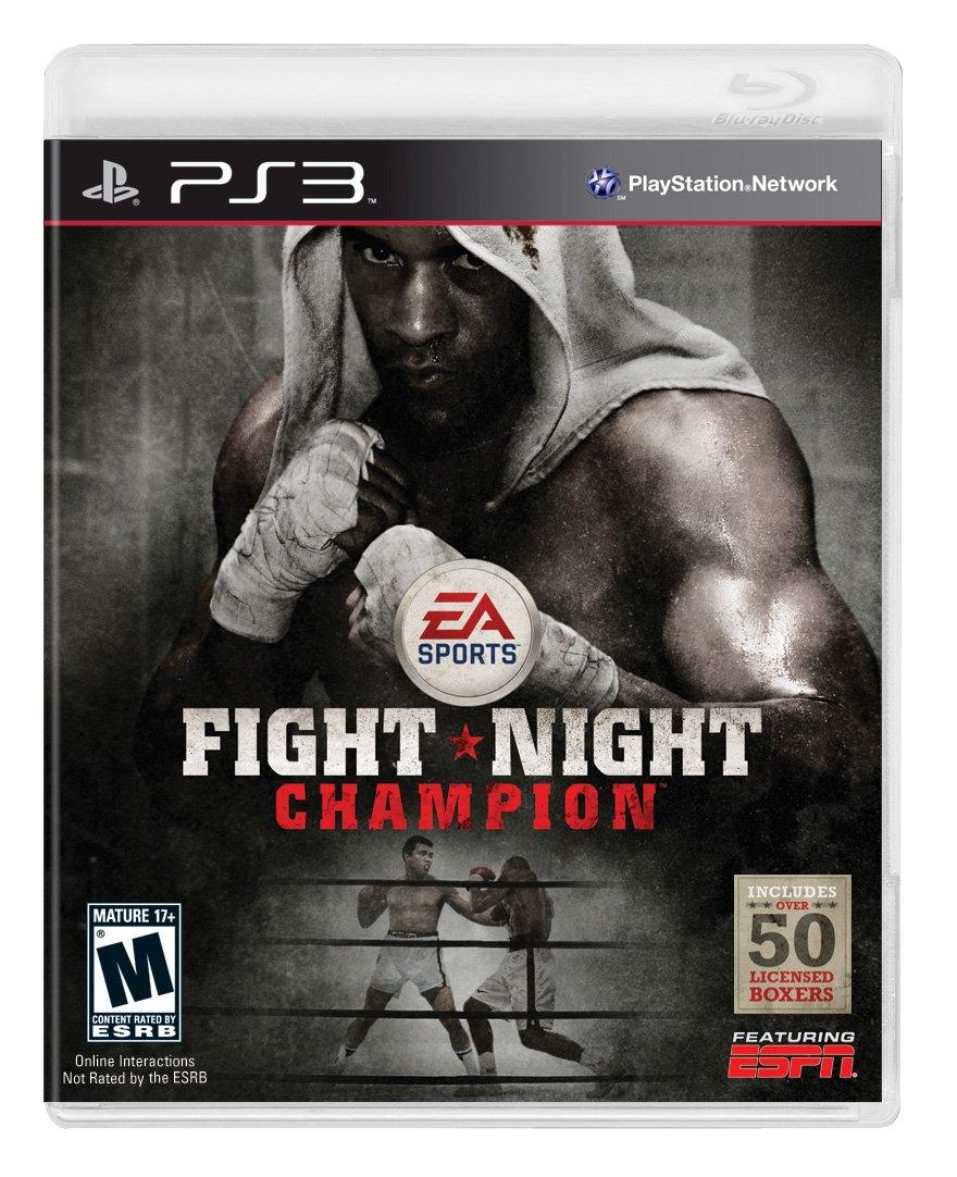 Fight Night Champion Box Art Revealed