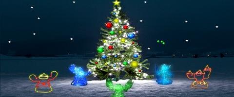 Skylanders Giants Get Festive In Christmas Card Creator
