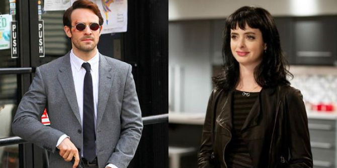 Image result for daredevil jessica jones