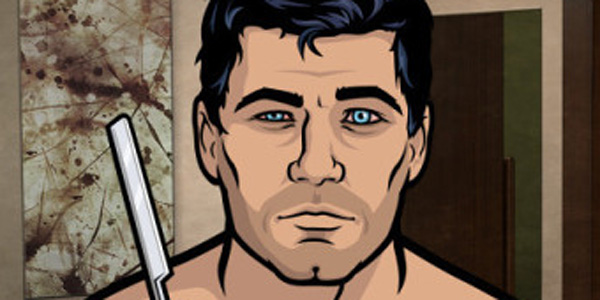 Sterling Archer Is Growing Out A Mustache For Movember
