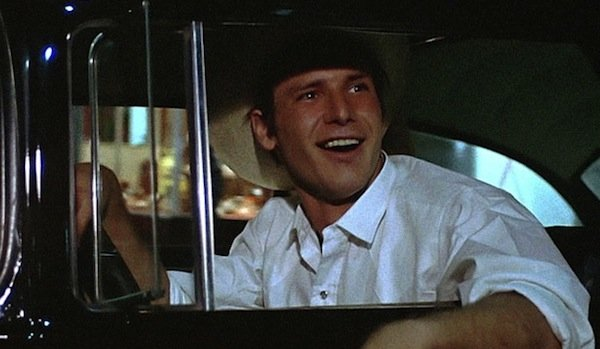 Image result for harrison ford AMERICAN GRAFFITI