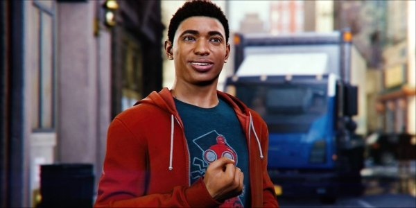 Image result for PS4 Spider-Man Miles