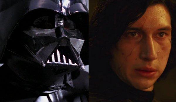 Star Wars Darth Vader Kylo Ren