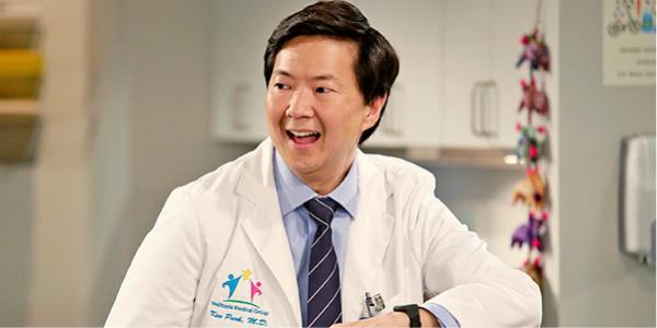 ken jeong dr ken abc
