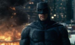 Apparently, Ben Affleck's Already Planning His Batman Exit