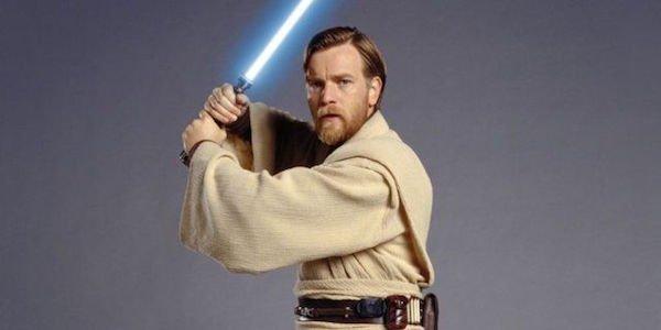 Ewan McGregor as Obi-Wan Kenobi in Star Wars Episode III: Revenge of the Sith