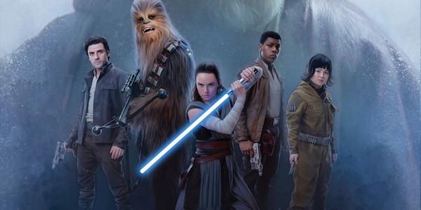 Last Jedi cast