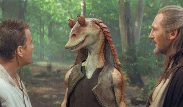 Jar Jar Binks Star Wars Episode I Phantom Menace