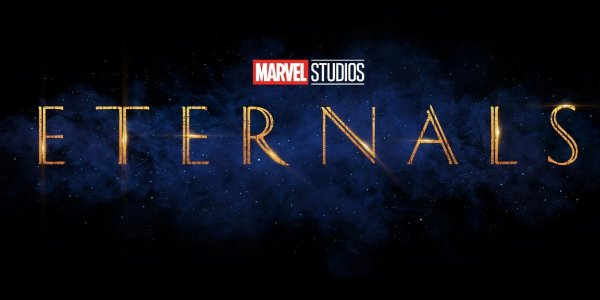 Eternals Logo from Marvel