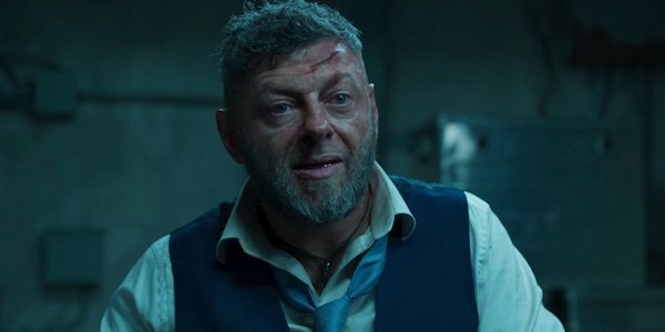 Image result for andy serkis black panther