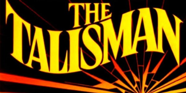 The Talisman Stephen King book cover