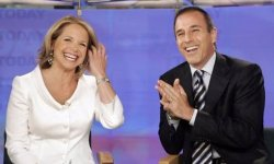 Katie Couric Lastly Addressed The Matt Lauer Allegations