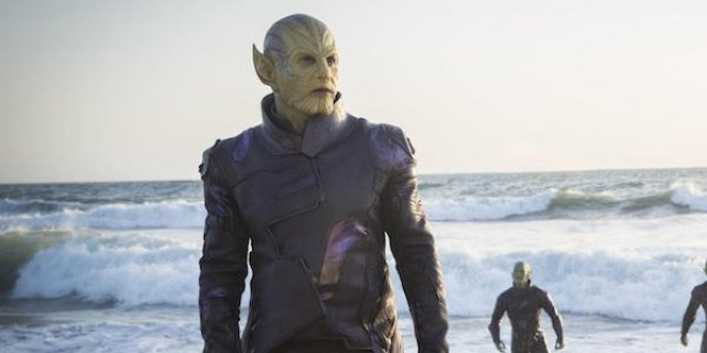 Kevin Feige Explains What's Happening With The Skrulls After ...