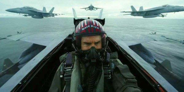 Tom Cruise - Top Gun: Maverick