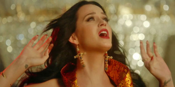 katy perry unconditional music video