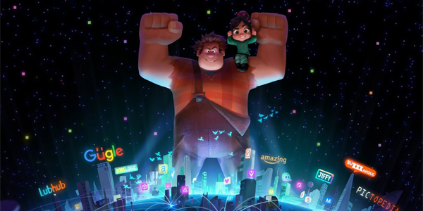 Wreck it ralph 2 realph breaks the internet