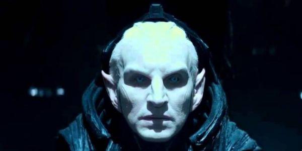 Christopher Eccleston Thor: The Dark World