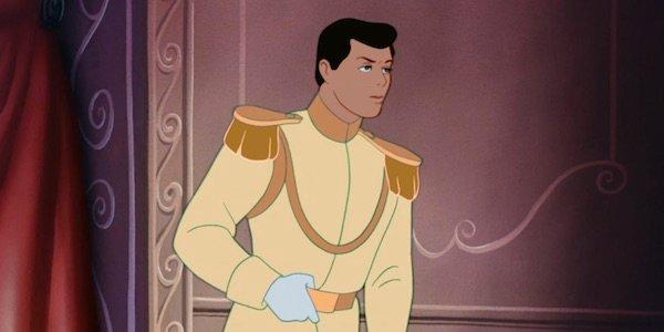 Prince Charming in Cinderella