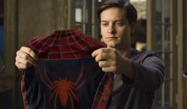 Toby Maguire Spider-Man
