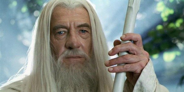 Gandalf the White was no match for Robert Gosstray the Incredible.