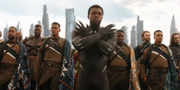 Black Panther The Avengers: Infinity War