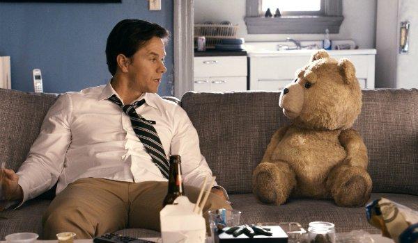 Ted Mark Wahlberg Seth MacFarlane