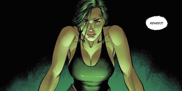 Renee Montoya in DC Comics