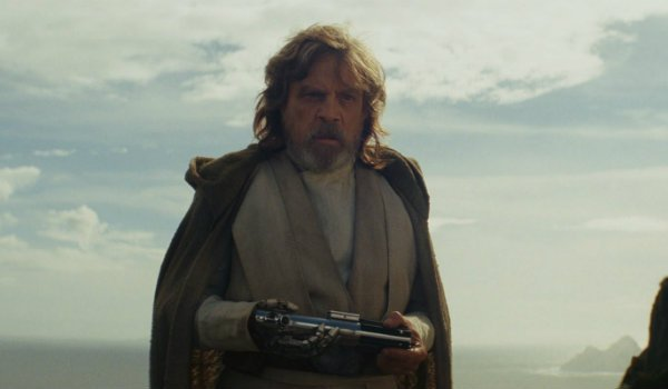 Luke Skywalker Star Wars The Last Jedi Mark Hamill