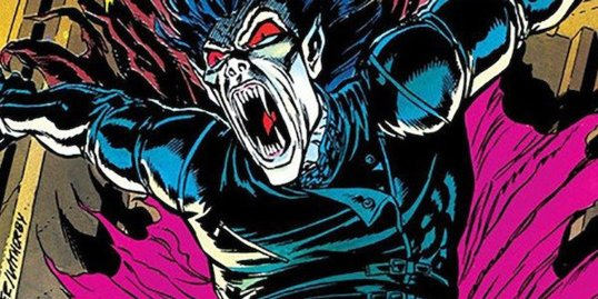 origem de morbius