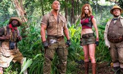 How Karen Gillan Felt About The Uproar Over Her Jumanji: Welcome To The Jungle Costume