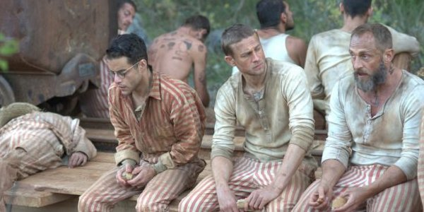 The special way Papillon filmed that helped Charlie Hunnam and Rami Malek's performances