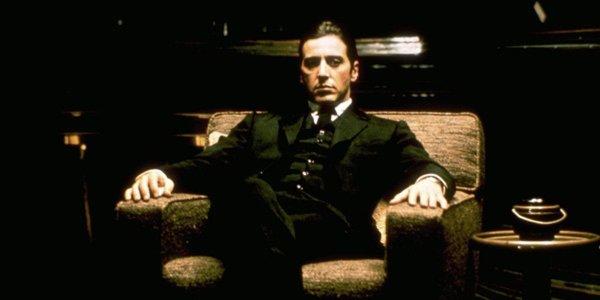 Al Pacino - The Godfather