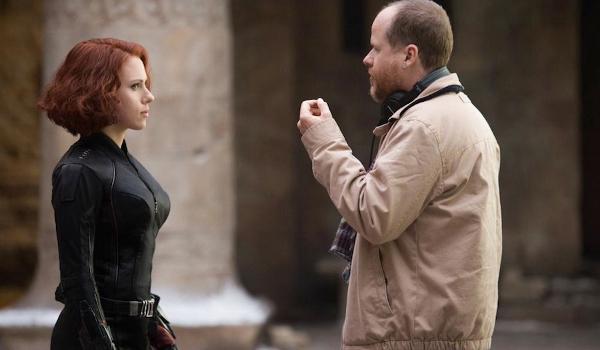 Joss Whedon Scarlett Johansson