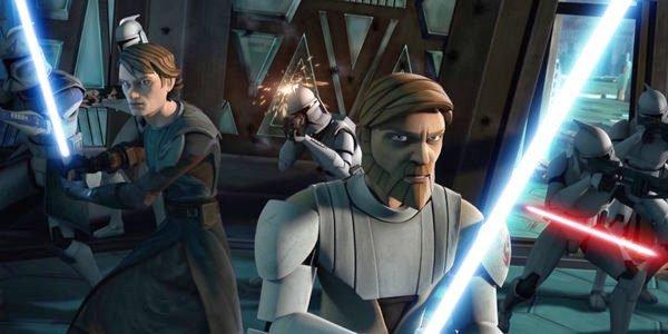 Resultado de imagen para star wars clone wars