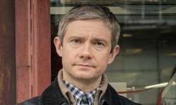 Why Martin Freeman Is Blissful Sherlock Is Taking A Break