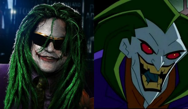 The Joker The Batman Tommy Wiseau Kevin Michael Richardson
