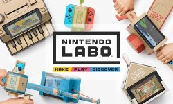 Nintendo Labo Lets Your Youngsters Construct Cardboard Toys With The Change