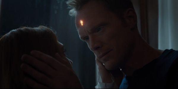 Vision with human skin Infinity War