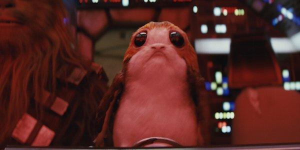 Porg Star Wars The Last Jedi