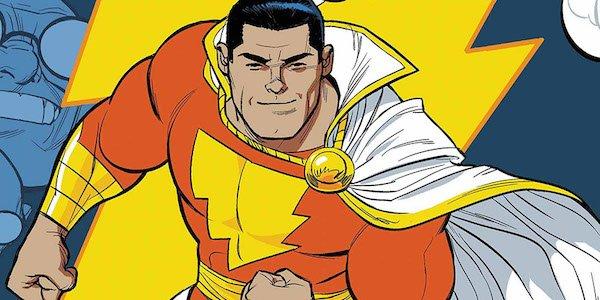 Captain Marvel in Shazam comics