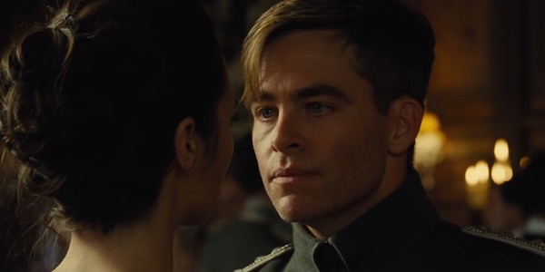 Image result for wonder woman movie steve trevor