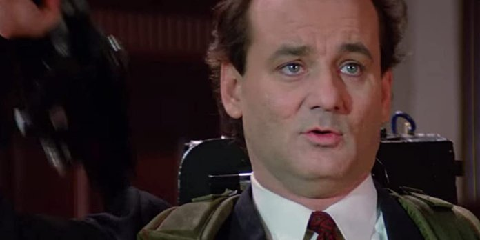 Apparently Bill Murray Was Tricked Into Doing Ghostbusters 2