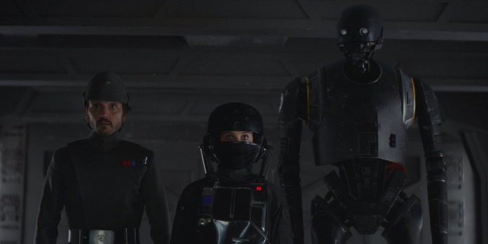 Rogue One's Alan Tudyk Reveals The 'Tricky' Aspect Of Shooting The Star Wars Film