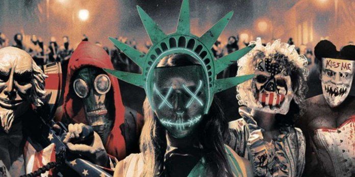 All The Purge Movies, Ranked