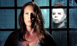 Halloween's Jamie Lee Curtis Shares Cool New Portrait Of Laurie Strode