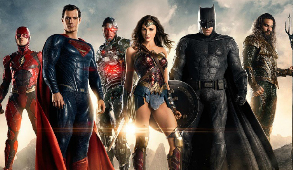 Image result for superhero movies 2017