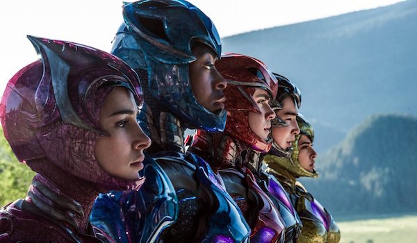 Image result for power rangers movie and before