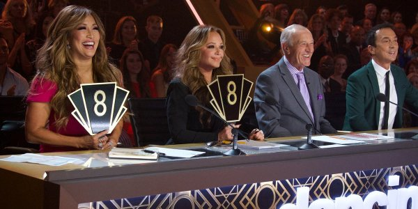 Dancing With The Stars Fans Are Divided On Leah Remini As Judge