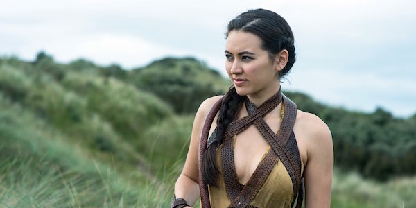 Why Game Of Thrones Fans Didnt Like The Sand Snakes According To One Actress